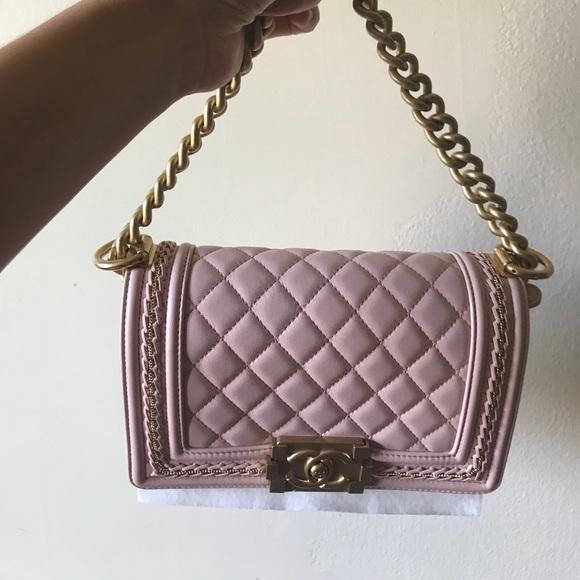 e530235ef4a4 CHANEL Bags | Rare Mini Jacket Boy Bag | Poshmark